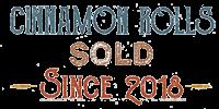 Cinnamon Rolls Sold